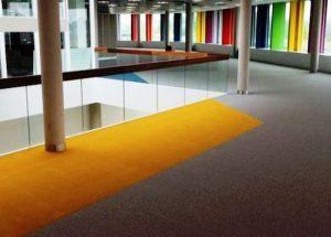 Projectstoffering-kantoor