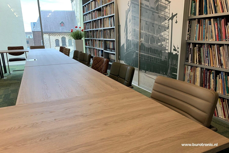 Referentie-kantoorinrichting-Vergaderruimte