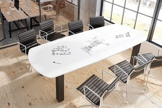 whiteboard tafel beschrijfbaar