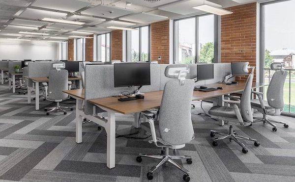 ergonomische werkplekken