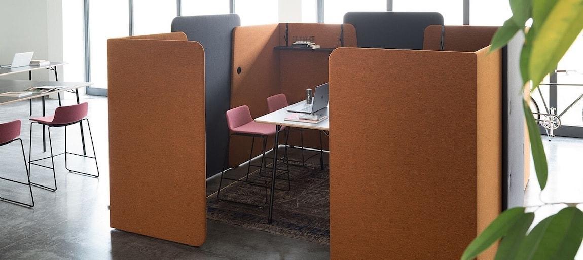 stilte werkplek